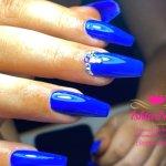 IshtarNails Sweety Gel Infinity Blue 1