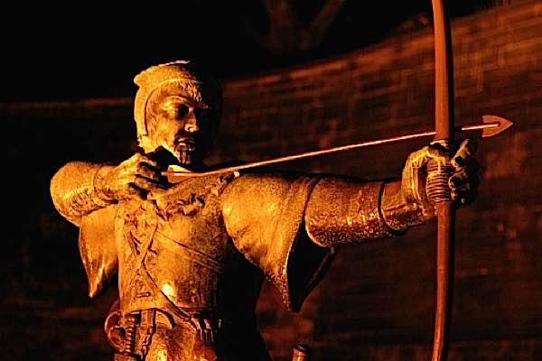arrow-parable-statue