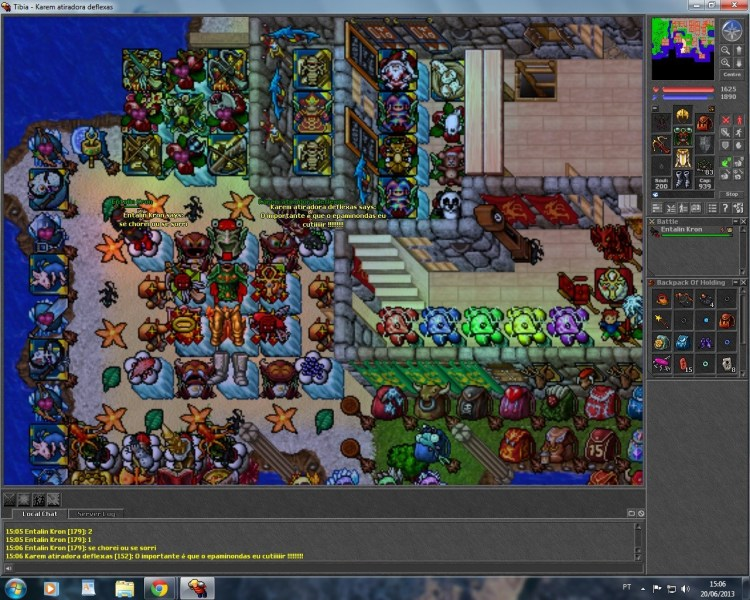 tibia screenshot 9