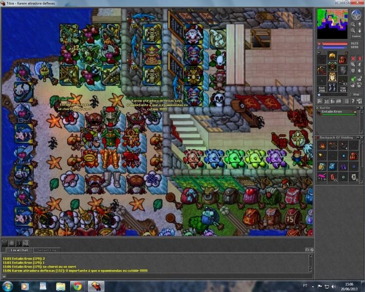 tibia screenshot 9