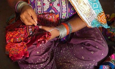 Rabari-women