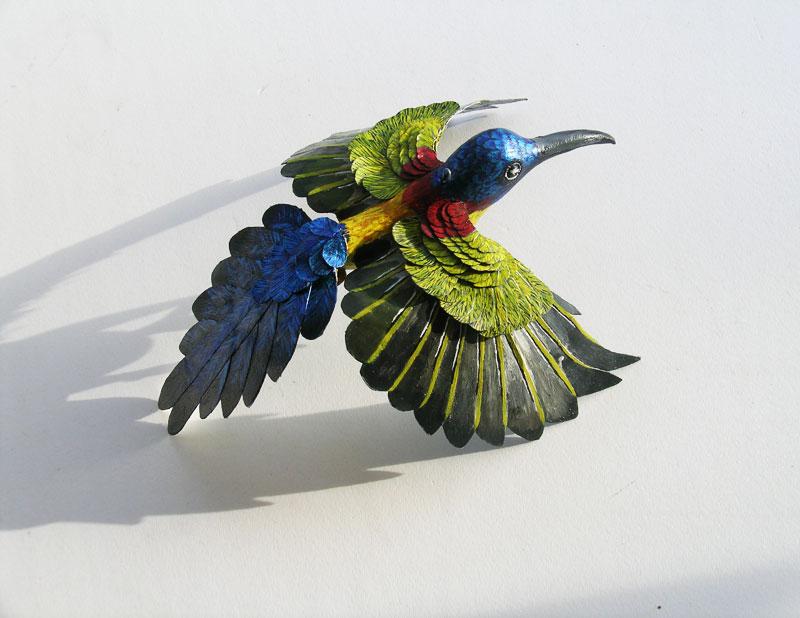 Green-tailed-sunbird-8