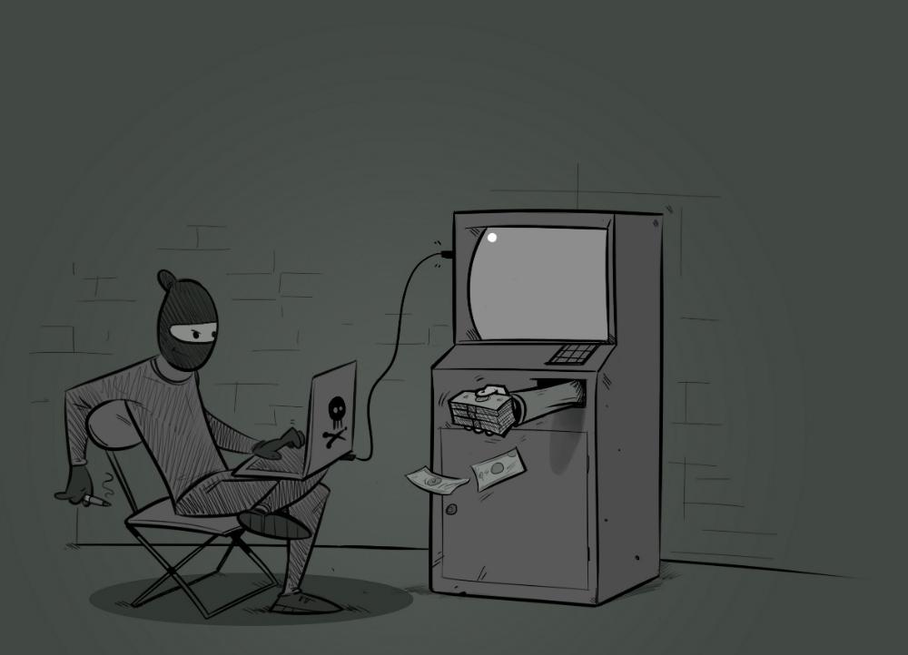 Seguridad informatica para cajeros automaticos