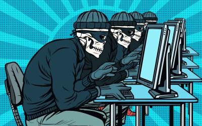 Estructuras de los grupos cibercriminales y el malware