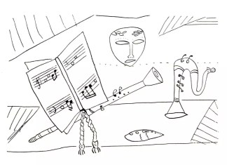 Music and mask