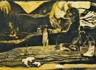 LukisanPaul Gauguin – Metamorphoses