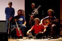 Kuarteto Mococa, desde 1997 sonorizando filmes.