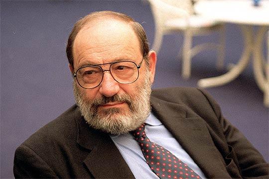 Умберто Эко (1932-2016) - итальянский учёный, философ, специалист по семиотике и средневековой эстетике, теоретик культуры, литературный критик, писатель, публицист.
