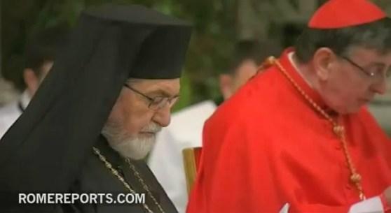 Неделя молитв о единстве христиан в Италии: митр. Геннадий (Зервос) и кардинал Кох.