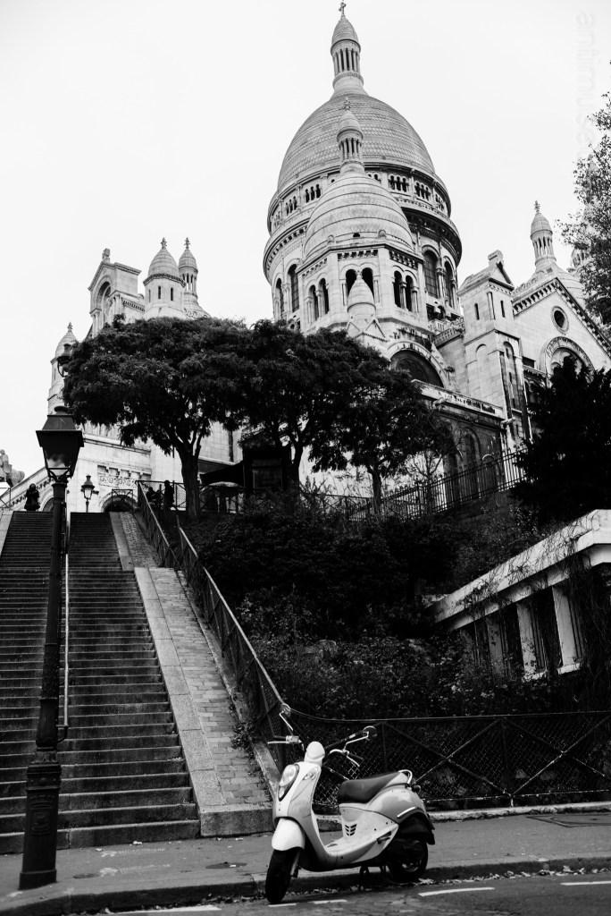 Montmartre en chansons ou singing in the rain ?