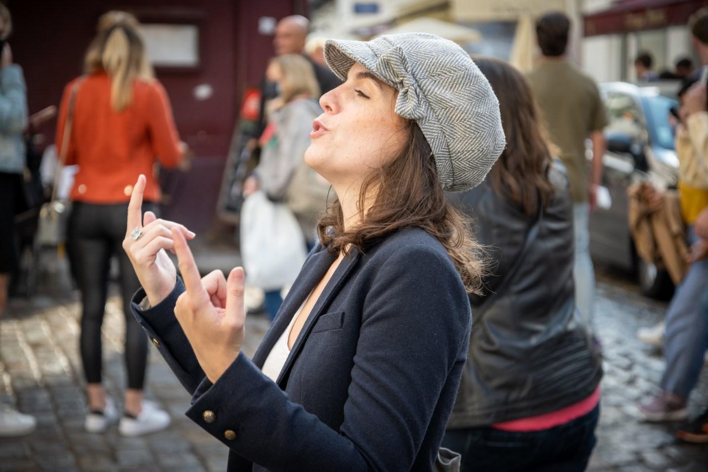 Montmartre en chansons