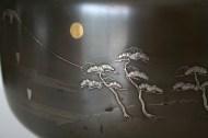 Brûle parfum en bronze - Japon Période EDO (1603-1868)
