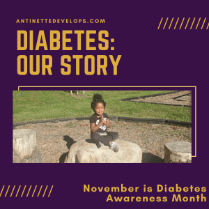 Diabetes: Our Story