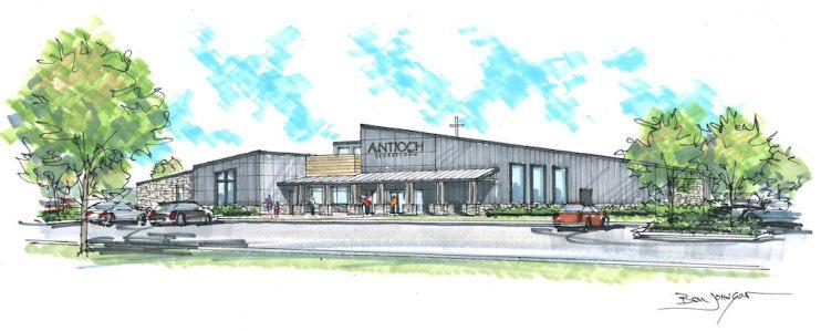 Antioch New Building