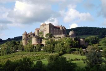 Chateau Berzé-le-Chatel