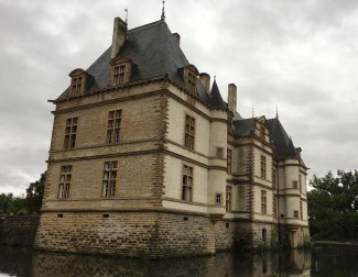 Chateau - moat