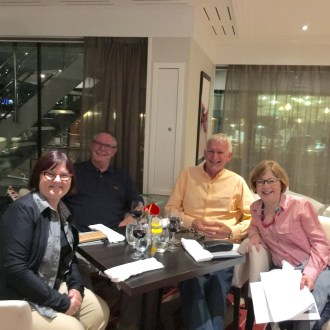 Our Degustation Dining experience