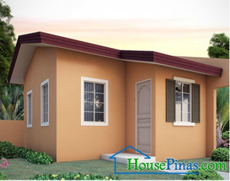 Camella Homes La Hacienda House And Lot For Sale In