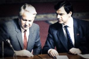 RUSSIE • Eltsine, un régime sous l'aile de la CIA