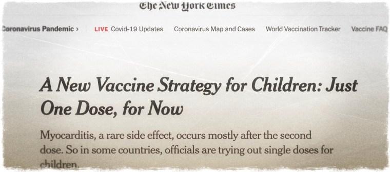 MÉDIAS • La dégringolade scientifique du «New York Times»