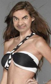 Как выглядит дочь Мистера Бина