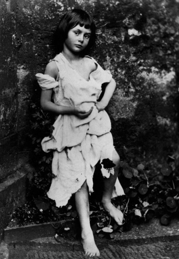 Алиса Лидделл — прототип персонажа Алисы из книг Льюиса Кэрролла