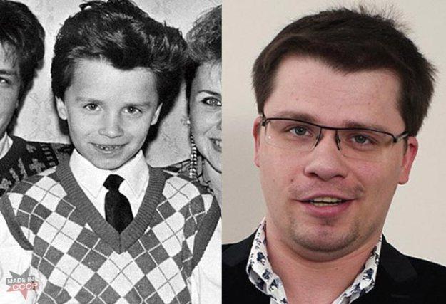 Гарик Харламов. В разное время он выступал в составе команд «Сборная Москвы «МАМИ» и «Незолотая молодежь»