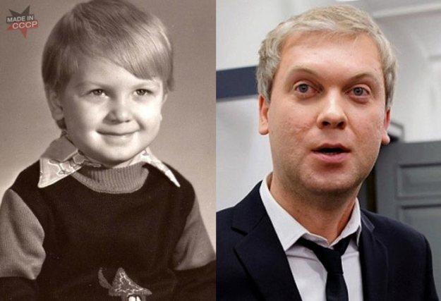 Сергей Светлаков. Выступал в КВН за команду «Уральские пельмени»