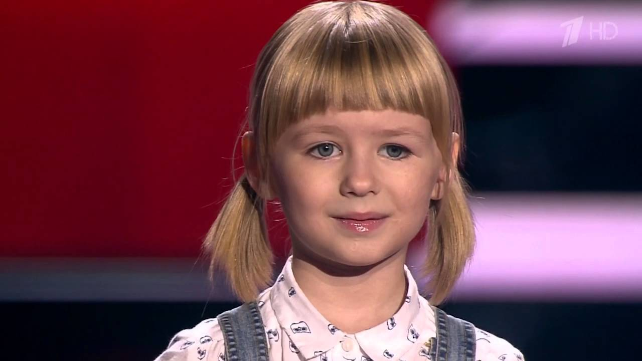 """Эта малютка спела """"Кукушку"""", а жюри не могли поверить, что ей всего 7 лет"""