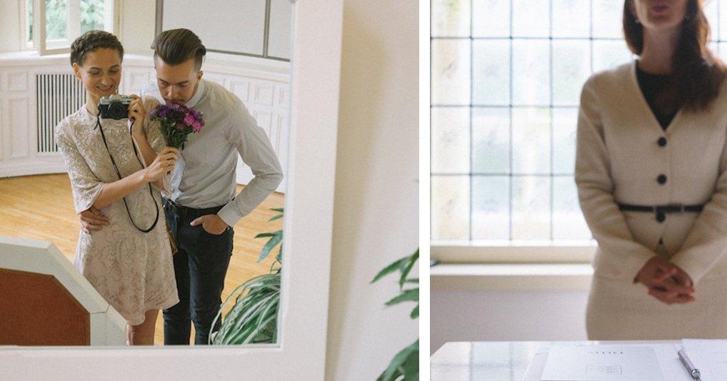 Девушка сняла собственную свадьбу: это лучше, чем у именитых свадебных фотографов!