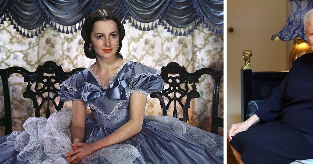 """Последняя актриса из """"Унесенных ветром"""" отпраздновала 101 год. Вот это да!"""