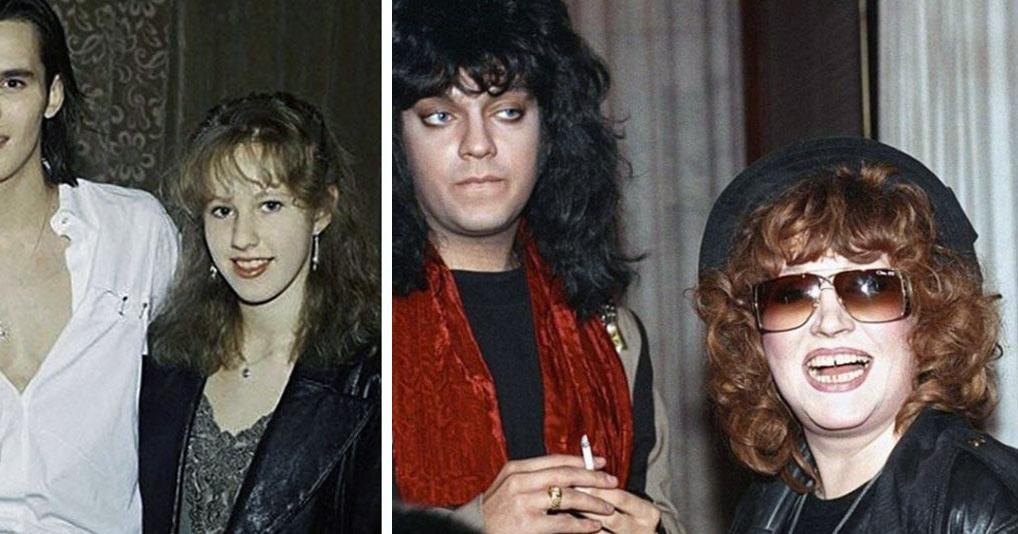 Вряд ли вы видели их такими: редкие снимки наших знаменитостей