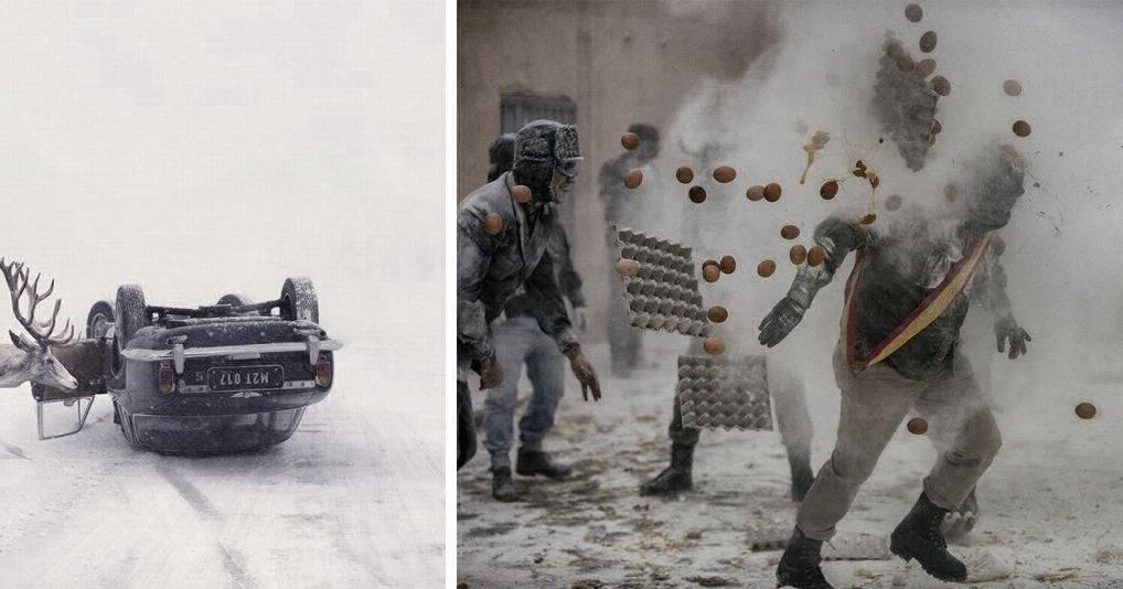 Невероятные снимки с фотоконкурса Sony