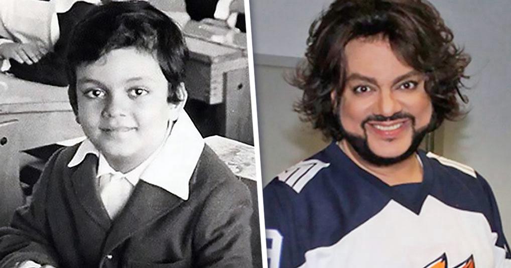 Детские снимки наших знаменитостей, на которых их сложно узнать