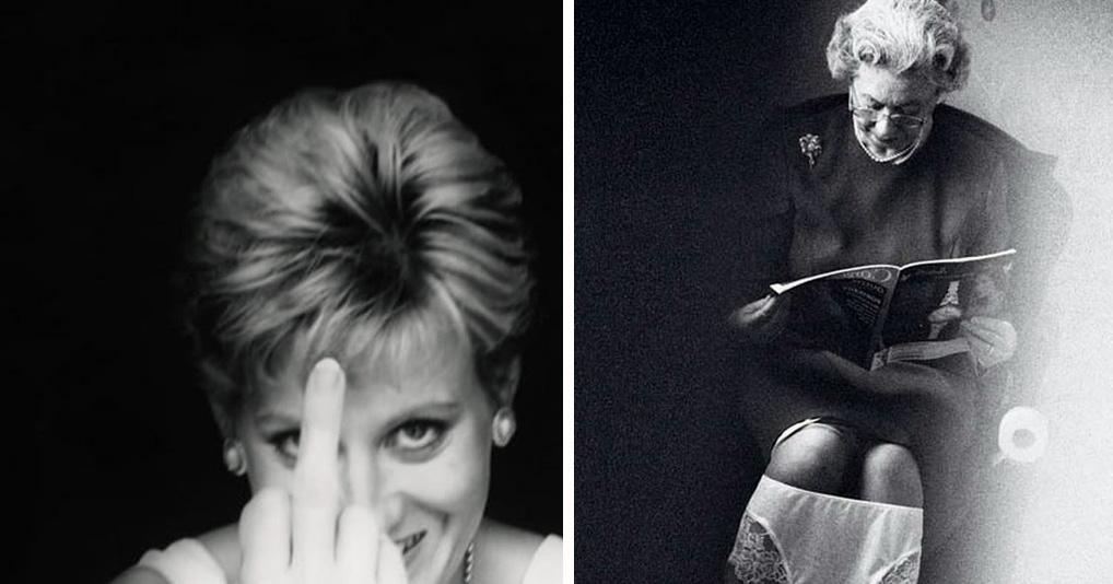 Фото, которые британская королевская семья хотела бы скрыть