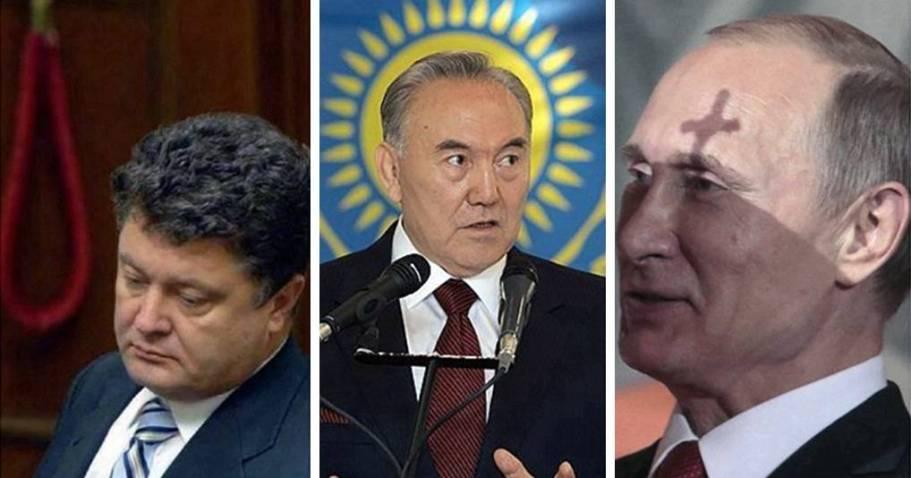 Фотографии политиков, которые были сделанные в нужный момент