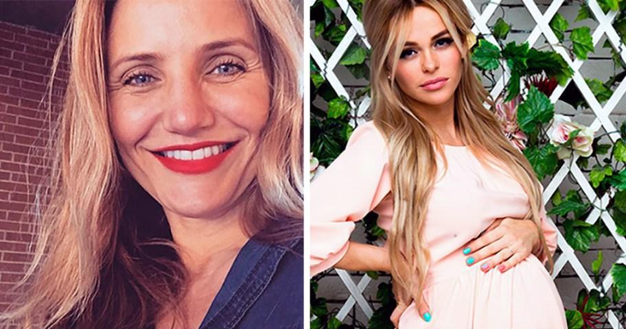 Наконец-то свершилось: Камерон Диаз и еще 8 звезд, которые скоро станут мамами