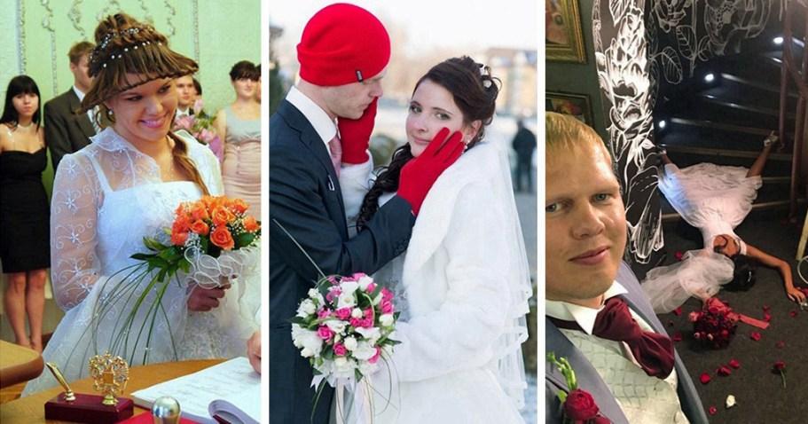 Снимки, после которых вы сто раз задумаетесь, стоит ли вам жениться