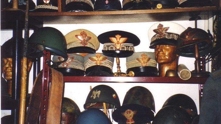 Vendita oggetti militari seconda guerra mondiale