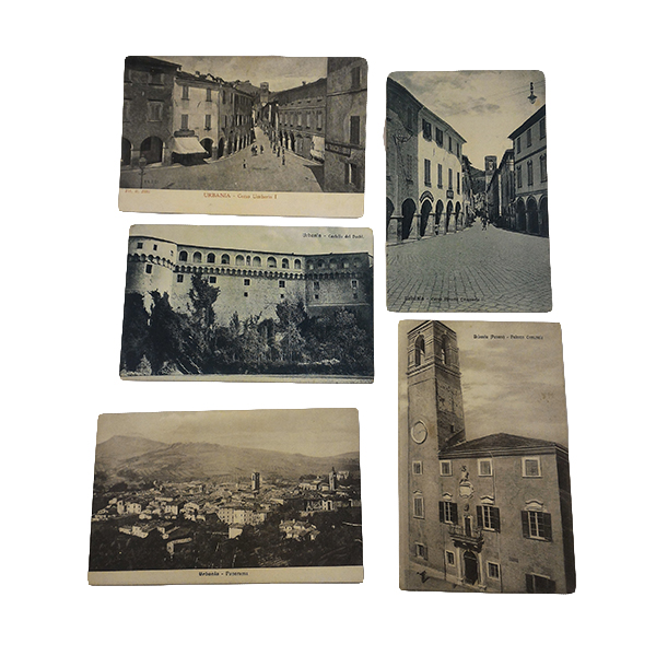 Cartoline raffiguranti Urbania