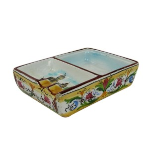 "Posacenere ceramica "" Titano "" san Marino"
