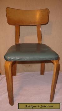 Vintage Thonet Bentwood Chair Side/Dining Mid-Century ...