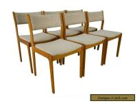 Findahl Teak Dining Chairs Danish Mid Century Modern for ...