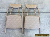 Super Mid Century Cosco Card Table And Chairs Mid Century Creativecarmelina Interior Chair Design Creativecarmelinacom