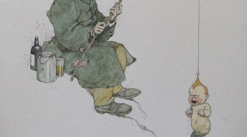 A William Heath Robinson sketch