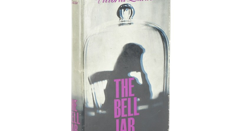 Sylvia Plath's Personal Copy of The Bell Jar 1st Edition Signed and Dated 1962 Image No.2