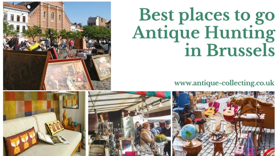 Guide to the Best Places to go antique hunting in Brussels