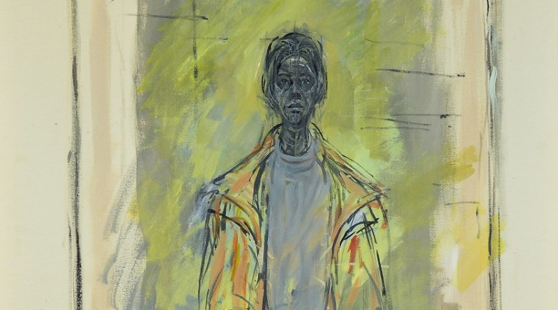 John Myatt forgery of Giacometti