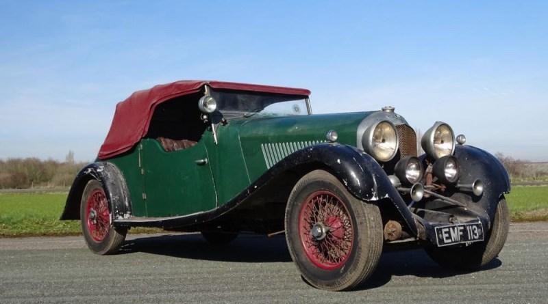 1936 Bentley classic car
