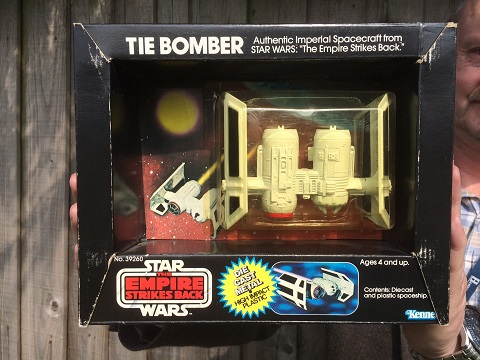 Star Wars toys Tie Bomber in Derbyshire sale